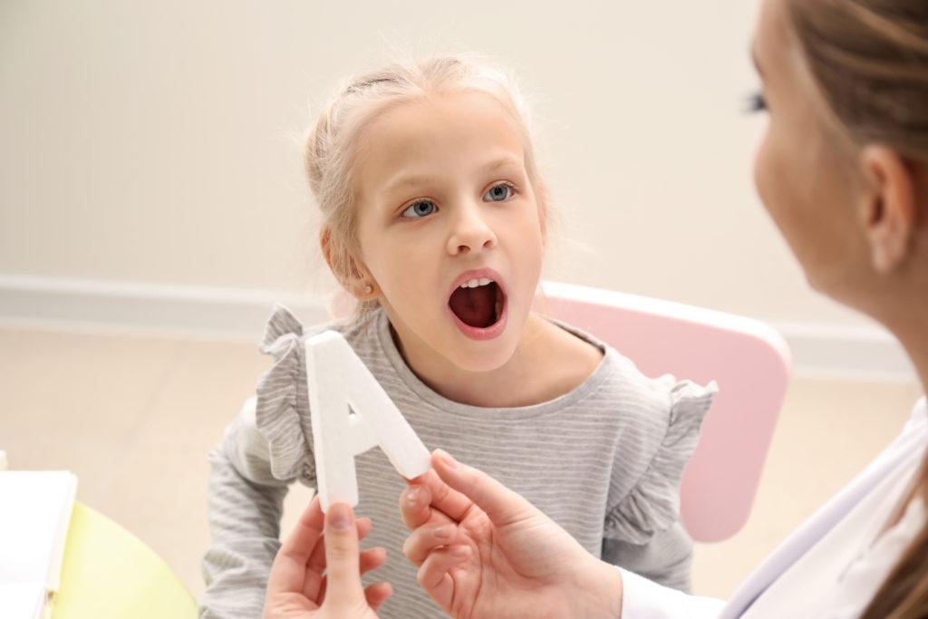 Sprachstörungen bei Kindern
